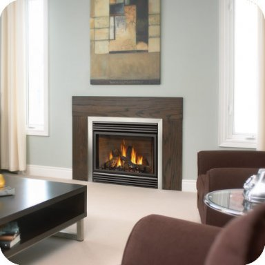 BCNV36 Natural Vent Gas Fireplace