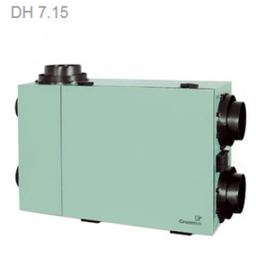 Greentek Model DH-Deluxe (HRV)