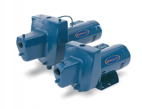 Berkeley® SN Series ProJet Shallow Well Jet Pumps