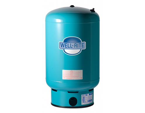 Well-Rite Heavy Gauge Steel Pressure Tank Series