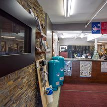 Castle Plumbing & Heating shop interior