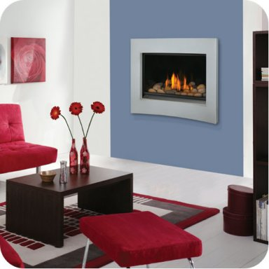 BCDV36CF Direct Vent Gas Fireplace