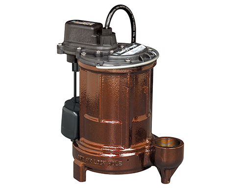 Liberty 250-Series Effluent pump